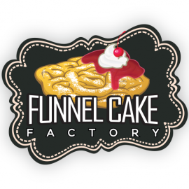 Funnel Cake Factory - Strawberry Whipped 30ML