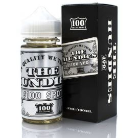 The Hundies eJuice - 100 Spot 100ML