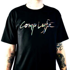 Comp Lyfe - Saw Blade Camo Tee (Black)