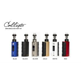 The Council of Vapor - Callisto Kit con WindRunner 80W