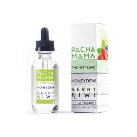 Charlies Chalk Dust TPD - Pacha Mama Mint Honeydew Kiwi Berry 50ML