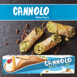 SICILIAN PASTRY TPD - Cannolo 20ML