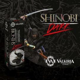 Valkiria TPD - Shinobi Dark (Concentrato) 20ML