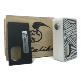 Italika Box Mod - ETNA 20700 Black/Copper Red