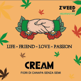 ZWEED By Hempmotive - Cream 1gr.