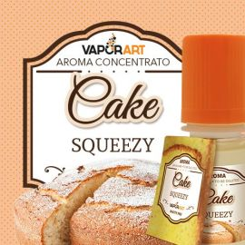 Vaporart Squeezy - Cake 10ML (AROMA)