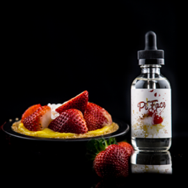 Branded Vapor TPD - Pie Face 50ML