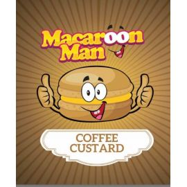 Macaroon Man TPD - Coffee Custard 50ML