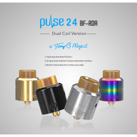 Vandy Vape - Pulse RDA 24mm