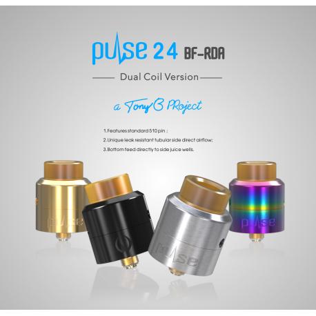 Vandy Vape - Pulse RDA 24mm