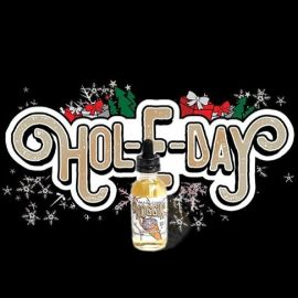 Hol-E-Day E-Liquid TPD - Noggin 50ML