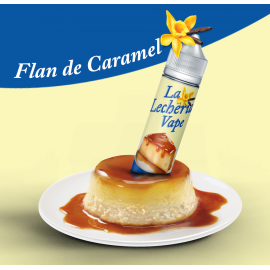 La Lecheria Vape TPD - Flan de Caramel 50ML
