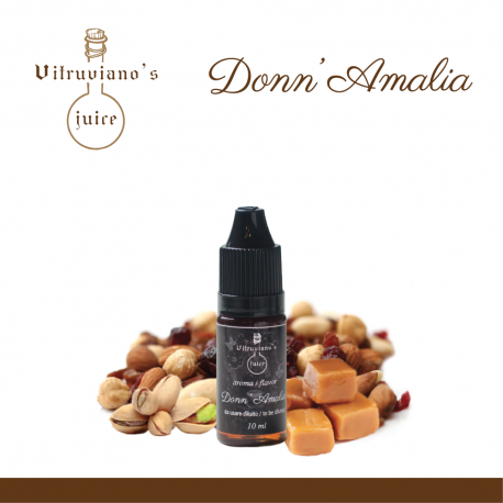 Vitruviano's Juice - Donn'Amalia Aroma 10ML