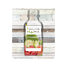 Charlies Chalk Dust TPD - Pacha Mama Strawberry Guava Jackfruit 50ML