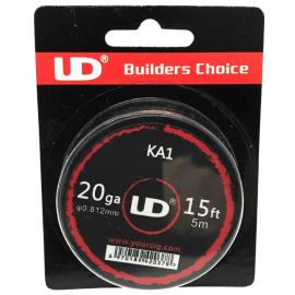 UD Roll Coils Kanthal 20GA (0.80mm) 5m