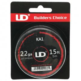 UD Roll Coils Kanthal 22 GA (0.65mm) 5m