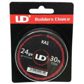 UD Roll Coils Kanthal 24GA (0.50mm) 10m