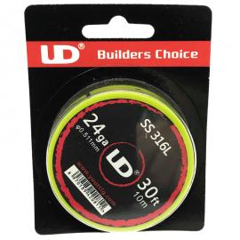 UD Roll Coils Acciaio SS 316L 24GA (0.50mm) 10m
