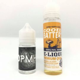 OPMH - Gooeey Butter'd (Scomposto) 20+30ML