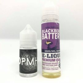 OPMH - BlackBerry Butter'D (Scomposto) 20+30ML