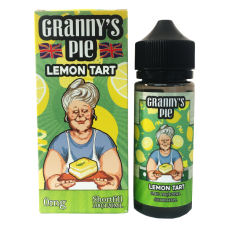 Granny's Pie - Lemon Tart 100ML