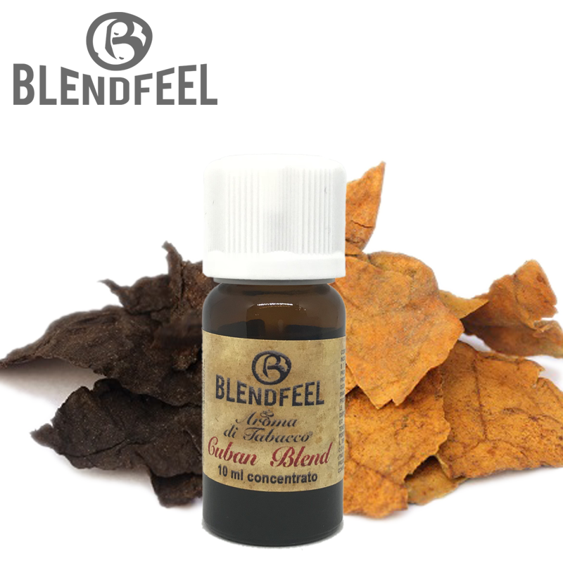 BlendFeel - Aroma Cuban Blend 10ML - Vapexpress Italia ed26e9c202