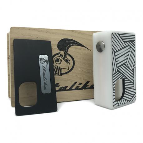 Italika Box Mod - ETNA 20700 White/Silver