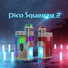 Eleaf - Pico Squeeze 2 Kit Coral 2