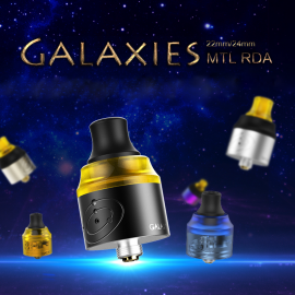 Vapefly - Galaxies MTL RDA 22mm