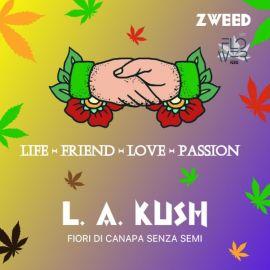 ZWEED By Flower Farm - L.A. Kush 1gr.