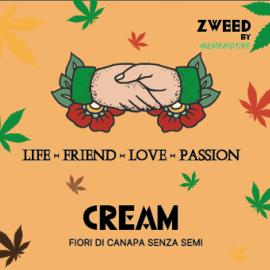 ZWEED By Hempmotive - Cream 1gr.