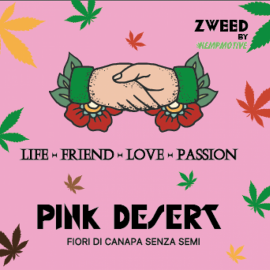 ZWEED By Flower Farm - Pink Desert 1gr.