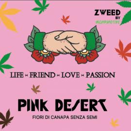 ZWEED By Hempmotive - Pink Desert 1gr.