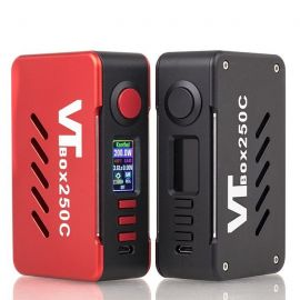 Vape Cige - VTBOX 250C Powered by Evolv DNA250C 2x 18650