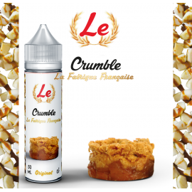 La Fabrique Francaise - Crumble Original(Scomposto) 20ML