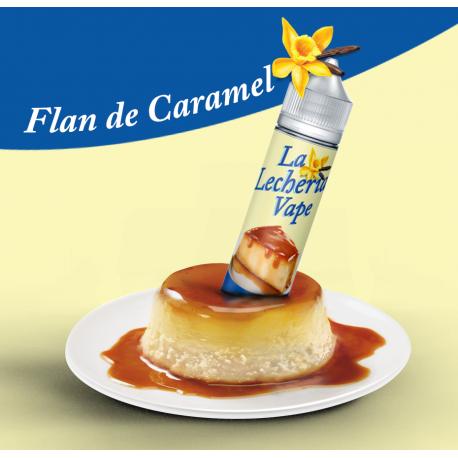 La Lecheria Vape - Flan de Caramel (Scomposto) 20ML
