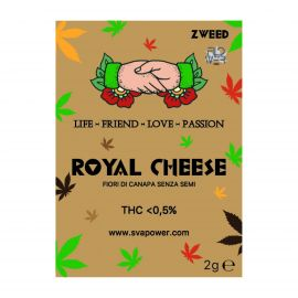 Zweed - Royal Cheese 1gr