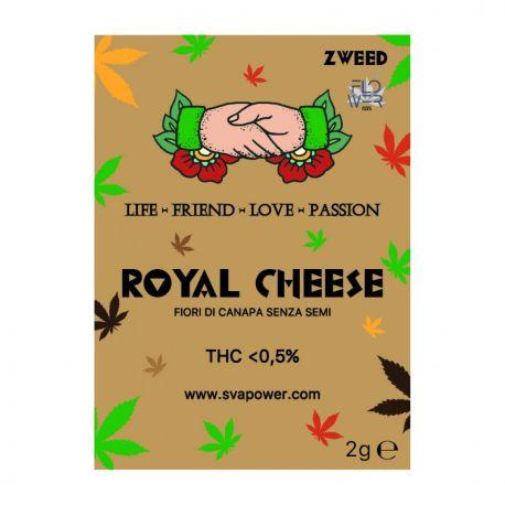 Zweed - Royal Cheese 1gr