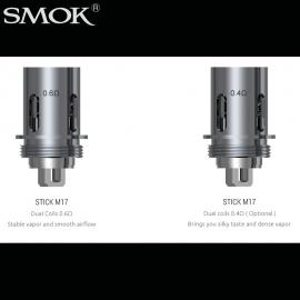 Smok - Coil Priv M17 ( Pack 5x coil)