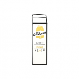 The Milkman - Classics Vanilla Custard 50ML