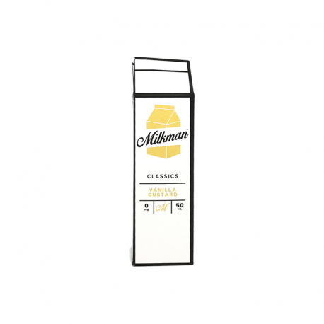 The Milkman - Classics Vanilla Custard 50ML