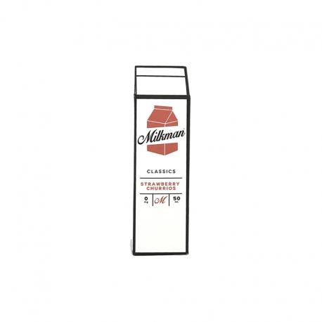 The Milkman - Classics Strawberry Churrios 50ML