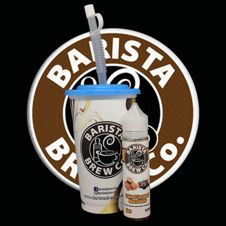 Barista Brew Co. - Salted Caramel Macchiato 50ML
