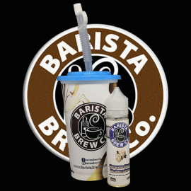 Barista Brew Co. - Cinnamon Glazed Blueberry Scone 50ML