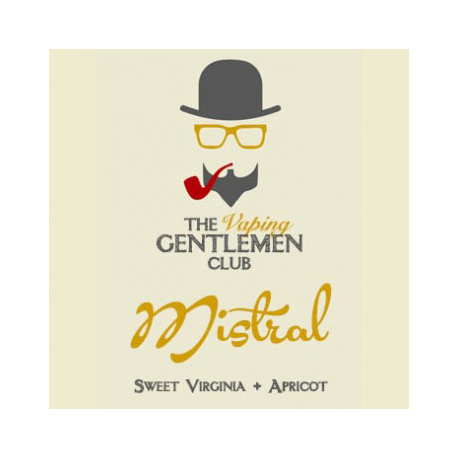 The Vaping Gentlemen Club - Aroma Mistral 11ML