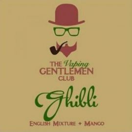 The Vaping Gentlemen Club - Aroma Ghibli 11ML