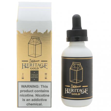 The Milkman - Heritage Gold 50ML