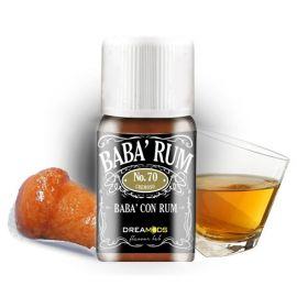 Dreamods - Baba' Rum No.70 Aroma Concentrato 10 ml