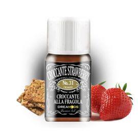 Dreamods - Croccante Strawberry No.31 Aroma Concentrato 10 ml