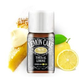 Dreamods - Lemon Cake No.41 Aroma Concentrato 10 ml